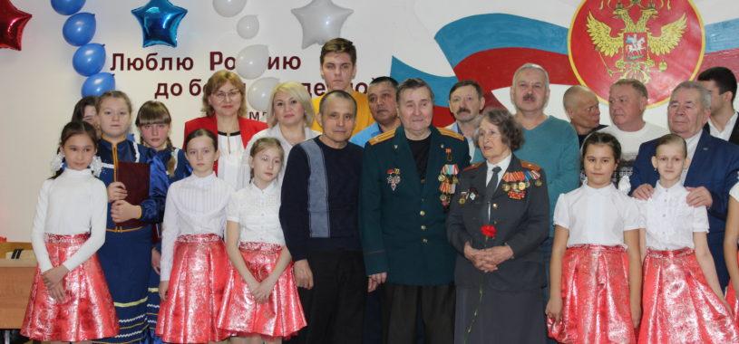 Памятное мероприятие, посвященное 30-летию вывода советских войск из Афганистана