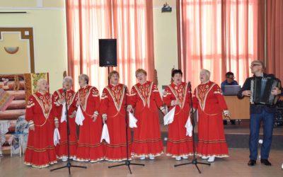 День пожилого человека отметили в Наримановском районе