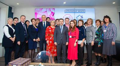 ФОРУМ «Здоровая женщина – здоровая Россия»