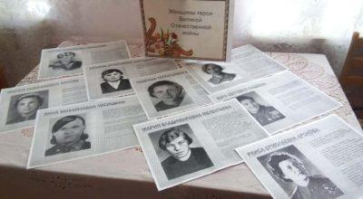 Акция «Женское лицо Победы» прошла чередой мероприятий по Лиманскому району