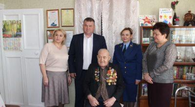 Навстречу 75-летия Великой Победы