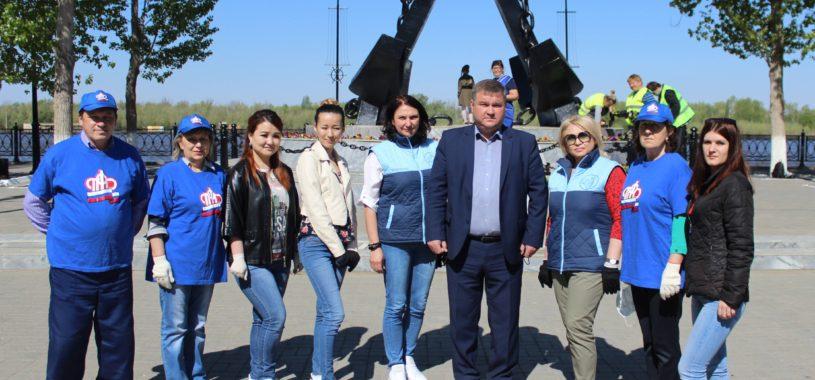 Члены регионального отделения «Союз женщин России» присоединились к  международной акции «Сад Памяти»