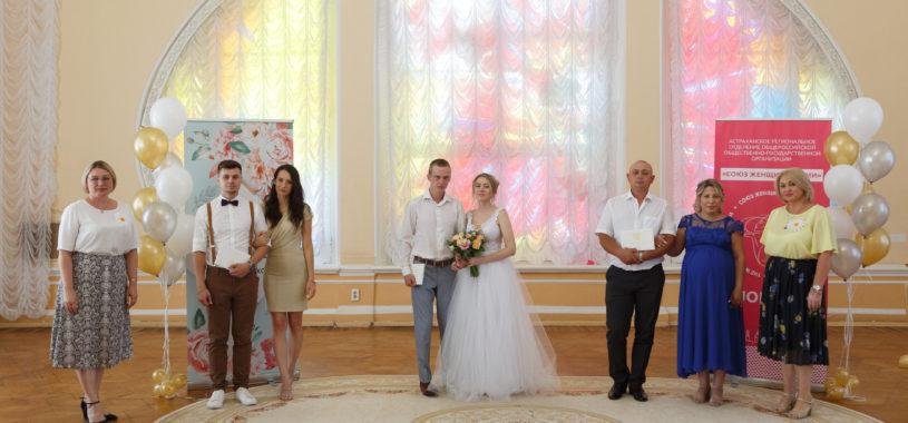 «Большая Астраханская свадьба» состоялась