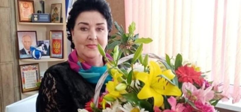 «Союз женщин России» в лицах. Вязовая Любовь Петровна