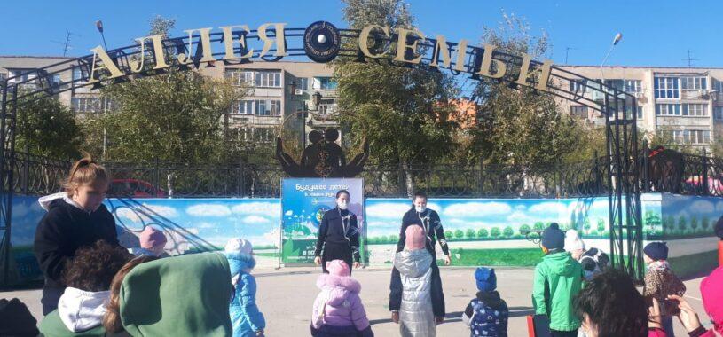 В Астрахани состоялся семейный Экофестиваль