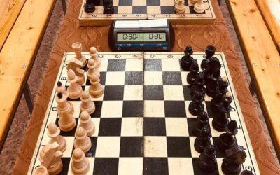 Игра в шахматы — игра разума и интуиции