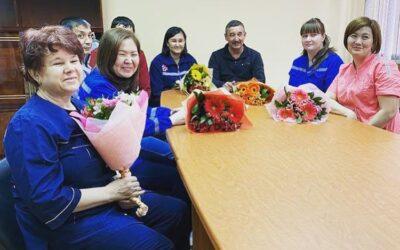28 апреля отмечается День работников скорой медицинской помощи!