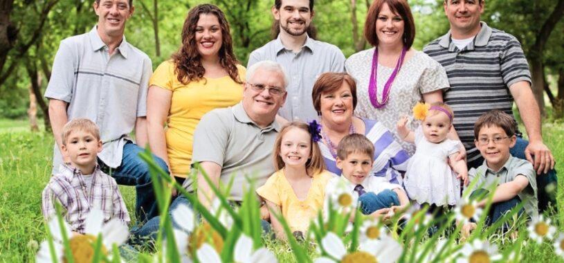 Семейный марафон «Родня в сборе»