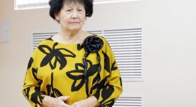 Сегодня свой 80- летний юбилей празднует Луиза Зулькарнеевна Кудряшова